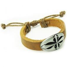 Shield Cross Bracelet