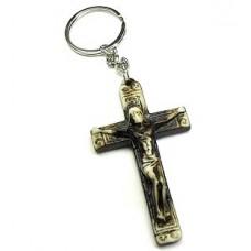 Crucifix Key Chain