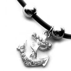 Mini Salior Cross Necklace