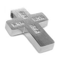 Dainty Stainless Steel Cross Pendant