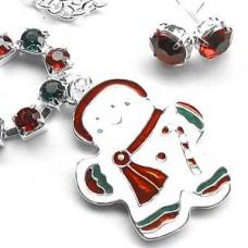 Frosty - Silver Charm Jewelry